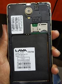 """""""Firmware Stock ROM Lava Iris 800"""""""