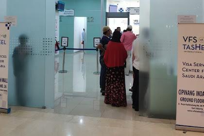 Alamat kantor  Biometrik Sidik Jari VFS Tasheel
