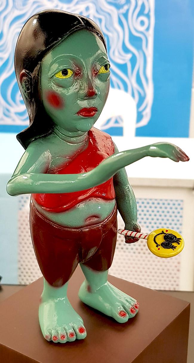 Plamanhobby x Trim Toys via: YellowMenace blog