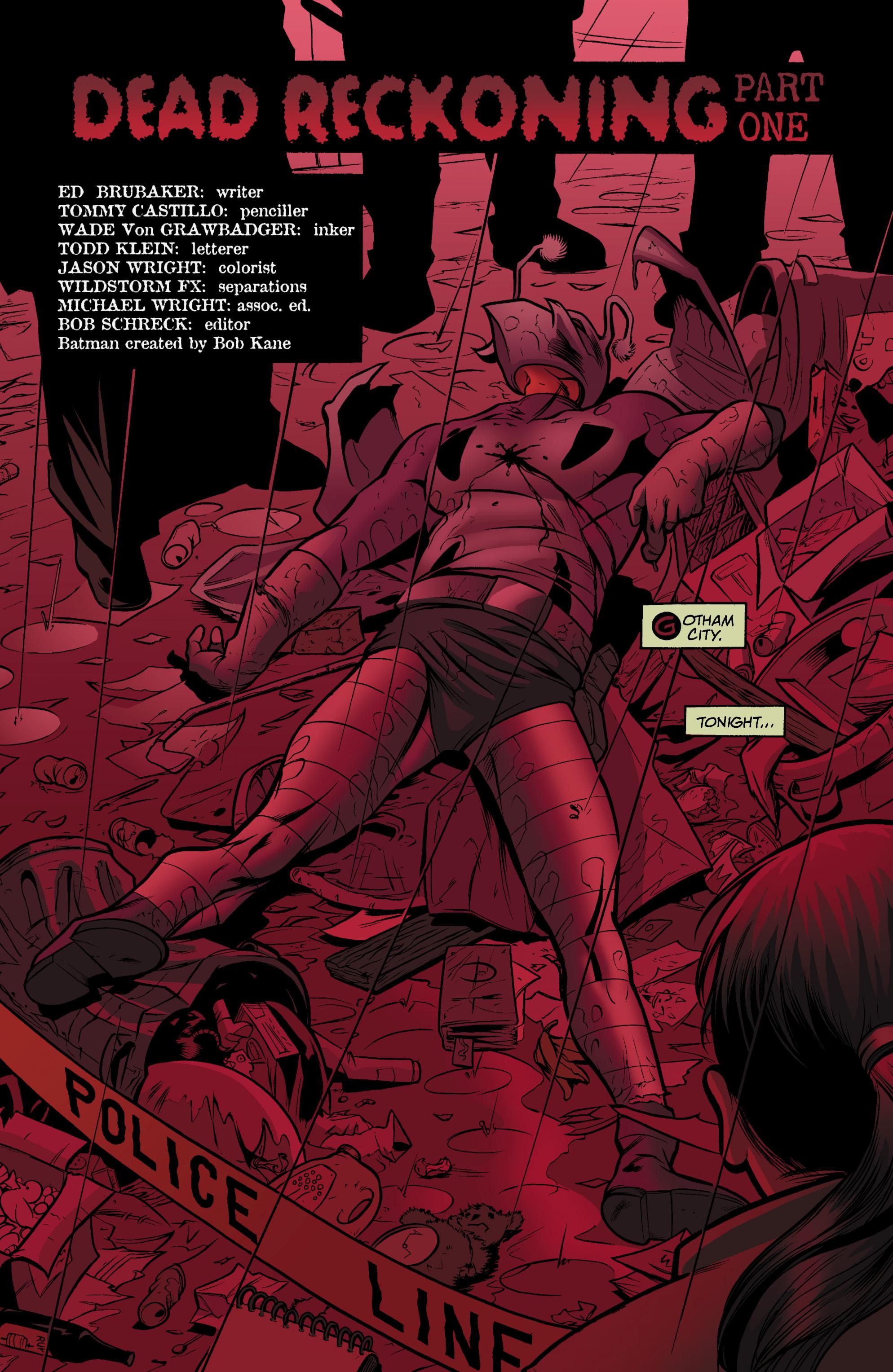 Detective Comics (1937) 777 Page 4