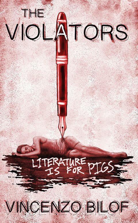 Vincenzos Zombie Bizarro Blog Literature Is For Pigs