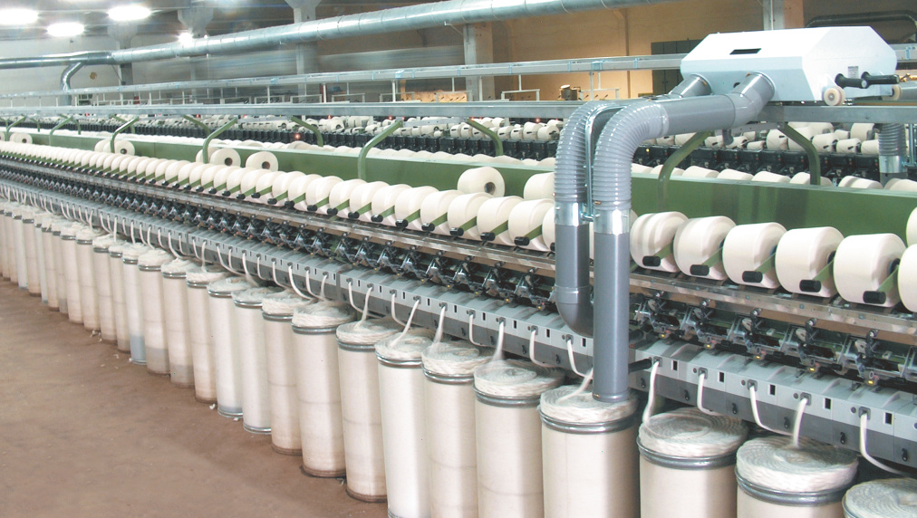 List of 30 Spinning Machineries Used in Textile Industry