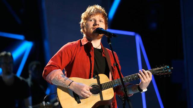 Ed Sheeran yamemkuta! Adaiwa Bilioni 225 Baada ya Kukopi Wimbo