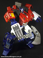 Spark Toys Alpha Pack ST-01 War Within Optimus Prime