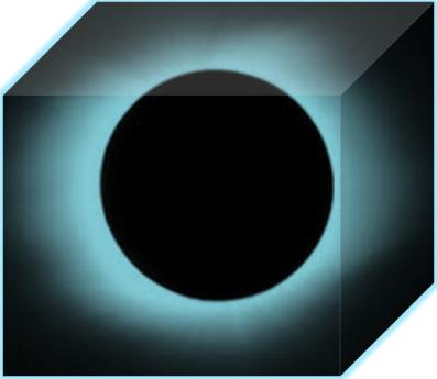 imagen de eclipse solar del 21 de agosto de 2017