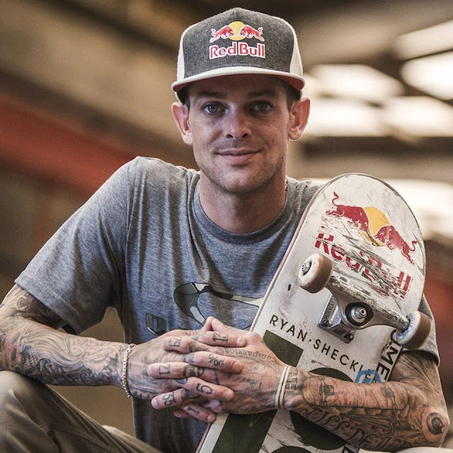 Ryan Sheckler Age Net Worth Girlfriend Wife Brothers Mom