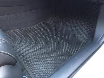 Thảm lót sàn ô tô Honda Civic 2017