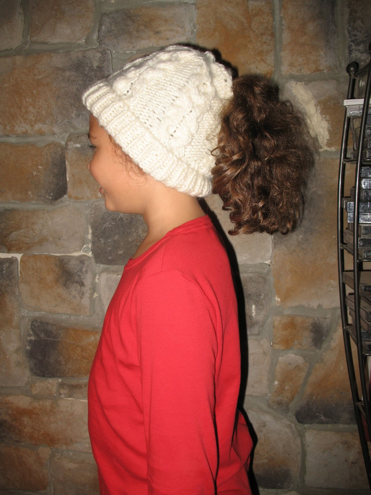 Search Results For Ponytail Hat Knit Pattern Calendar 2015