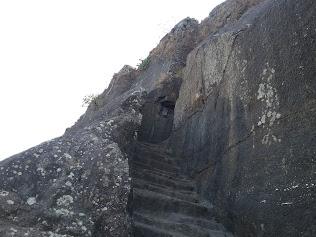 Chandwad Indrayi fort