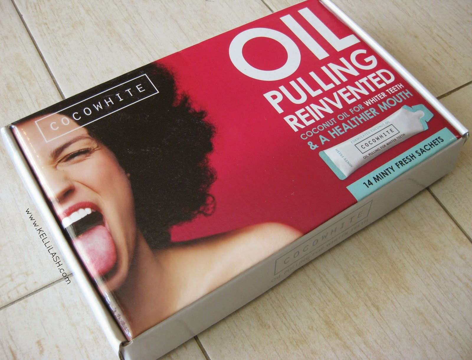 Cocowhite Oil Pulling For Whiter Teeth Kellilash