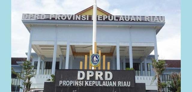 Ketua DPRD Kepri Ajar Materi Kuliah Umum di Gedung Auditorium UMRAH Dompak
