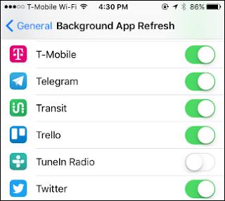 Cara Menghemat Data Seluler di iPhone Terbaru