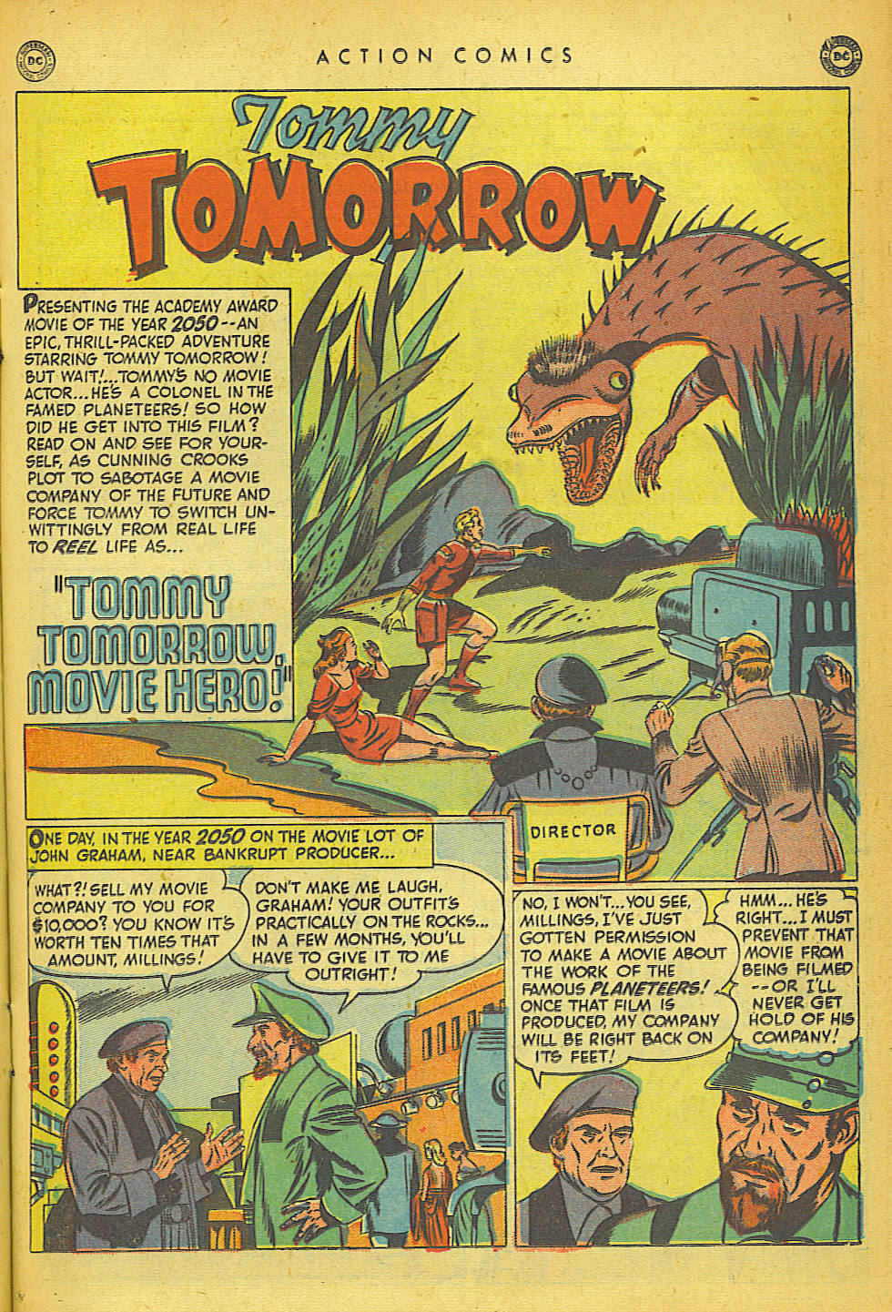 Read online Action Comics (1938) comic -  Issue #149 - 14