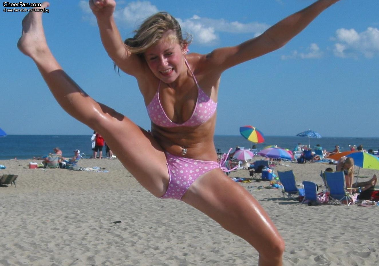 Mature candid nude beach