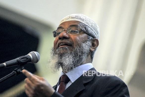 Zakir Naik akan Dikeluarkan dari Malaysia