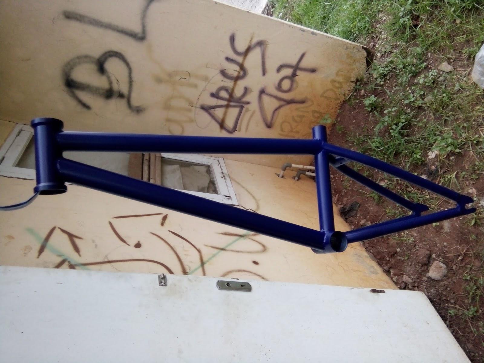 Frame BMX FLATLAND 2016 AGGBIKE