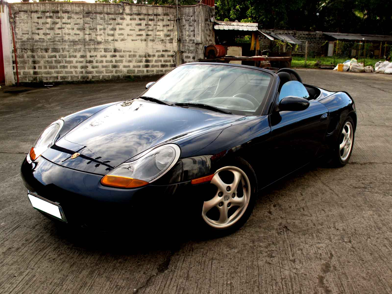 porsche boxster 986 s segment sport coupes. Black Bedroom Furniture Sets. Home Design Ideas