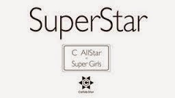 Super Girls SuperStar C All Star Jyutping Canton Lyrics