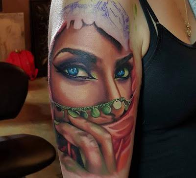 imagenes deTattos, tatuajes chidos, hiperrealismo en tatuajes