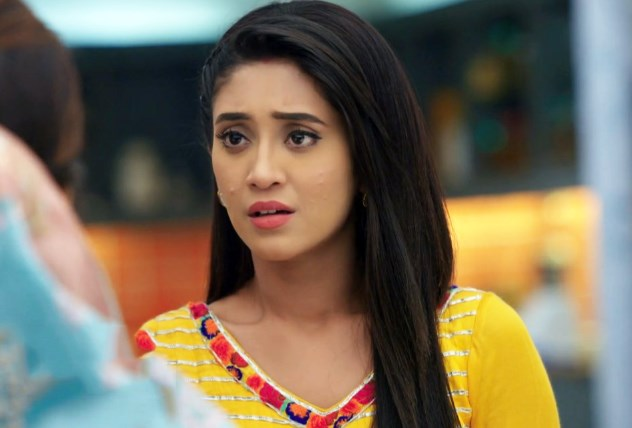 Shocker! Naira keeps Kartik's wish gets admitted for abortion  in YRKKh