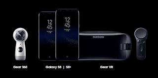 Spesifikasi Canggih Harga Samsung Galaxy S8 dan S8 +