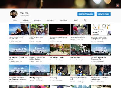 deni wk on youtube