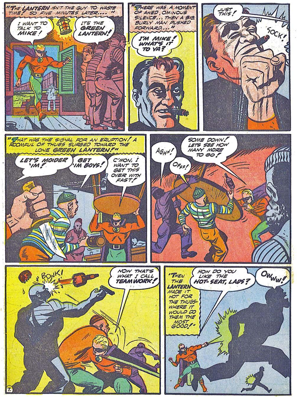 Read online All-American Comics (1939) comic -  Issue #49 - 9