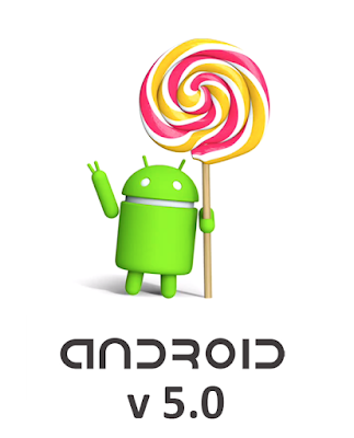 Android Lollipop - version 5.0 of Android