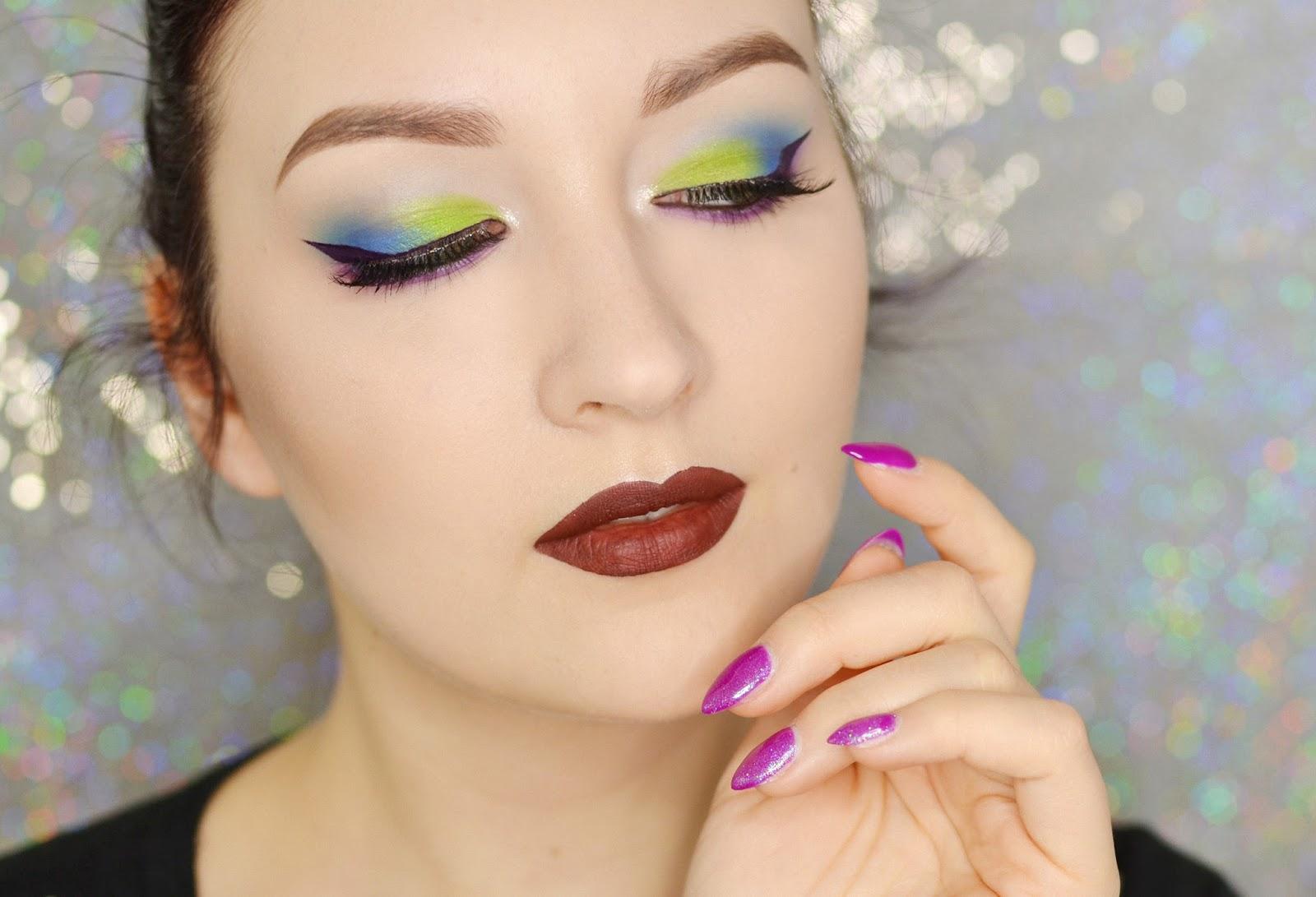 makijaż sugarpill heartbreaker
