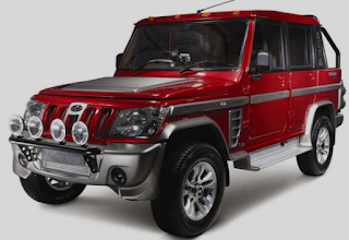The Mahindra Bolero Is A Generous Multi-Utility Vehicle And Then Some