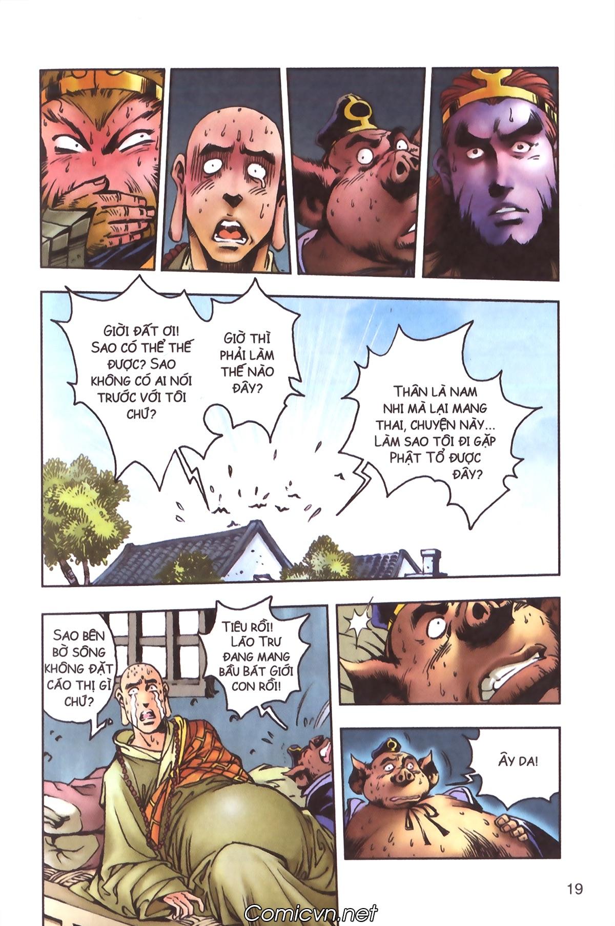 Tây Du Ký màu - Chapter 96 - Pic 17
