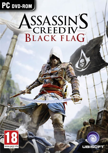 Descargar Assassin's Creed 4: Black Flag + DLC [PC] [Full] [Español] [1-Link] [ISO] Gratis [MEGA]