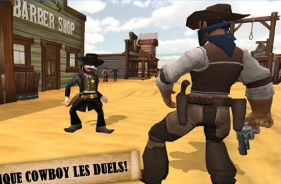 Cowboy Hunter Western Bounty Apk Free on Android Game Download