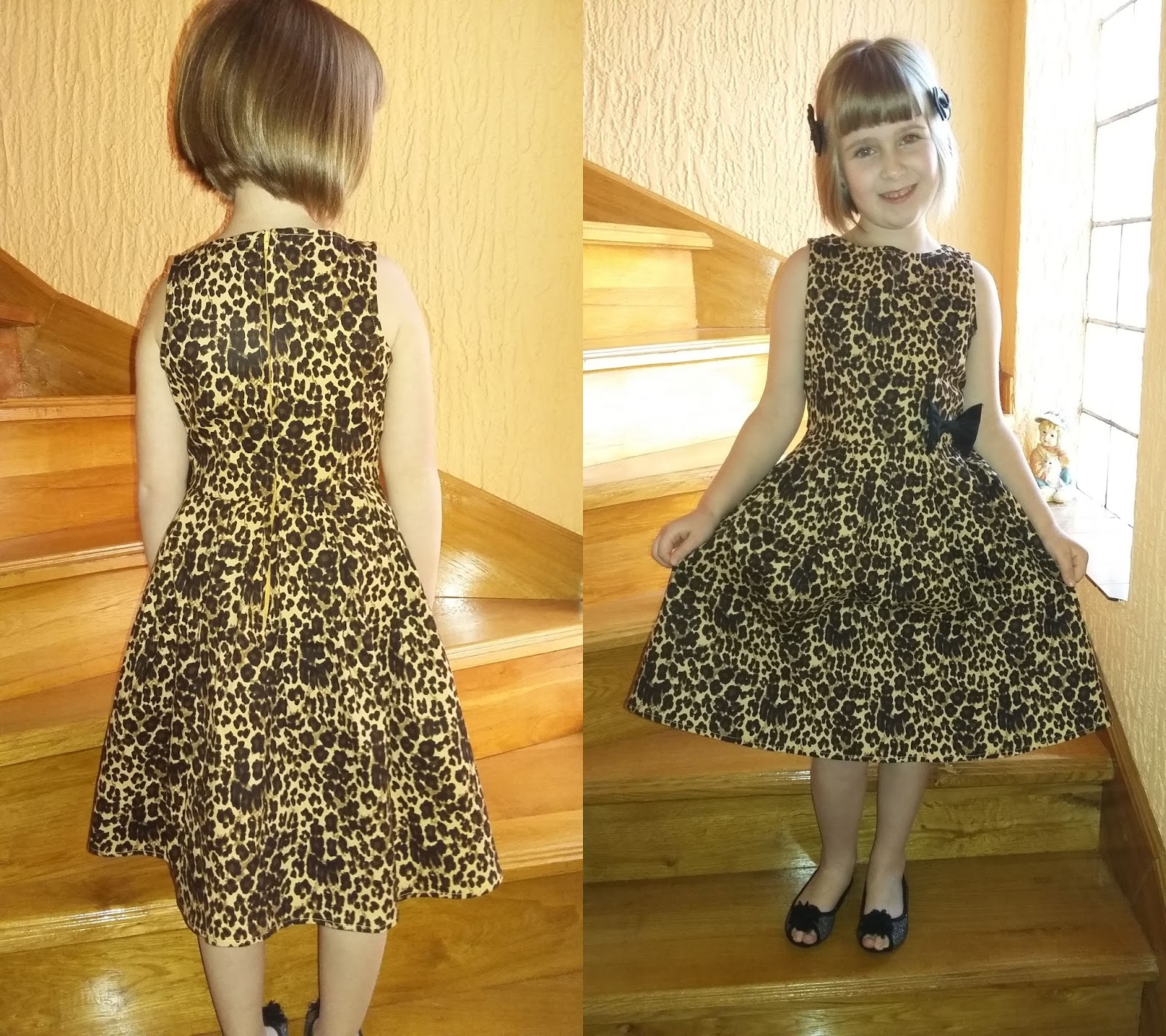 It Is Made Out Of Good Quality Medium Weight Stretch Cotton I Would Compare With Lindy Bop Wendy Or Ola Dress