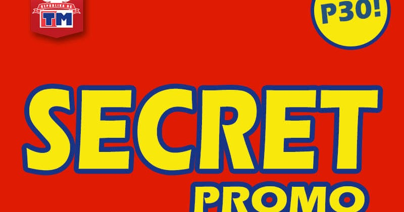 TM Secret Promo –7 Days Unli Call and Text + Facebook for 30