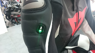 led d air dainese