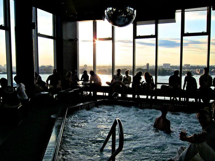 Balada le bain em nova york festa e piscina dicas de for Bain new york