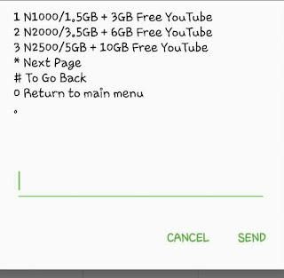 Airtel NG Introduces 4.5GB for N1000, 9.5GB for N2000 Plus Free Youtube Data