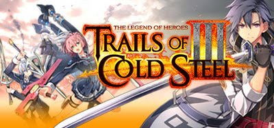 The Legend of Heroes Trails of Cold Steel III Cover