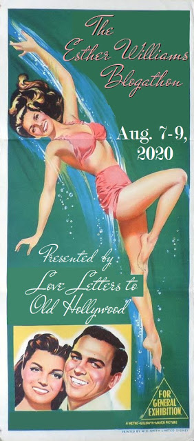 The Esther Williams Blogathon!
