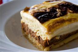 Recipe: Making Cypriot Pastitsio