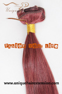 aaa grade remy hair clip hair extensions