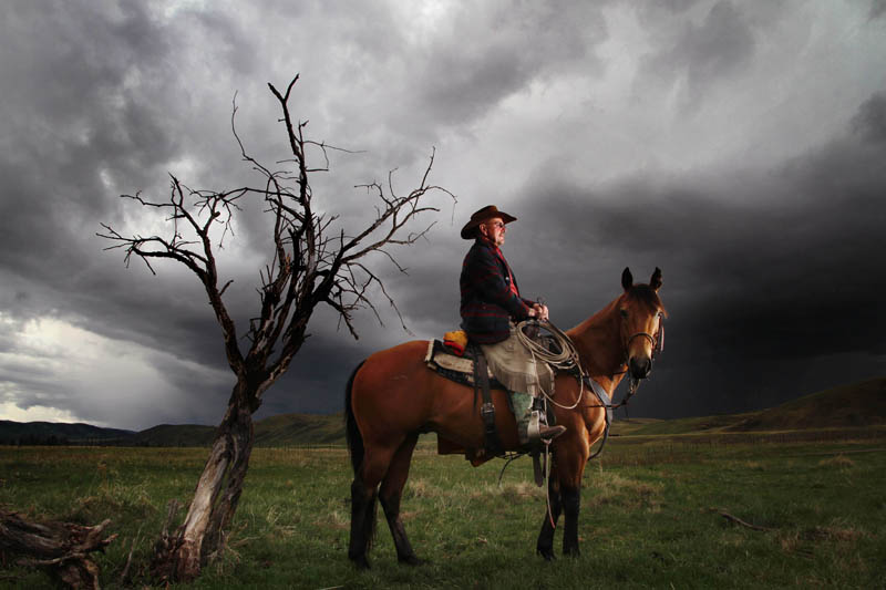 Leah Hennel Photography Cowboy Portraits
