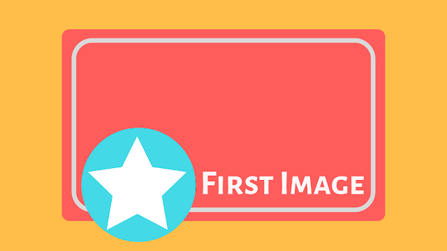 Membuat Gambar Atas Judul di Blogger (First Image)
