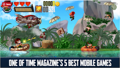 Ramboat: Hero Shooting MOD APK Unlimited Gold + Gems Terbaru
