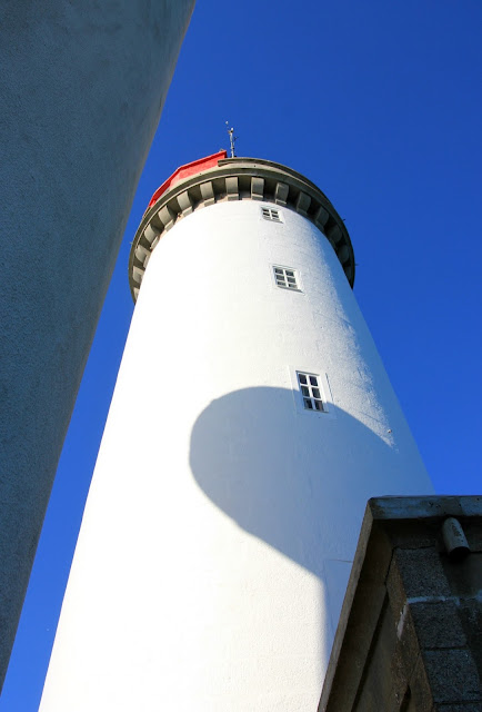 Le phare du Petit Minou, à Plouzané.