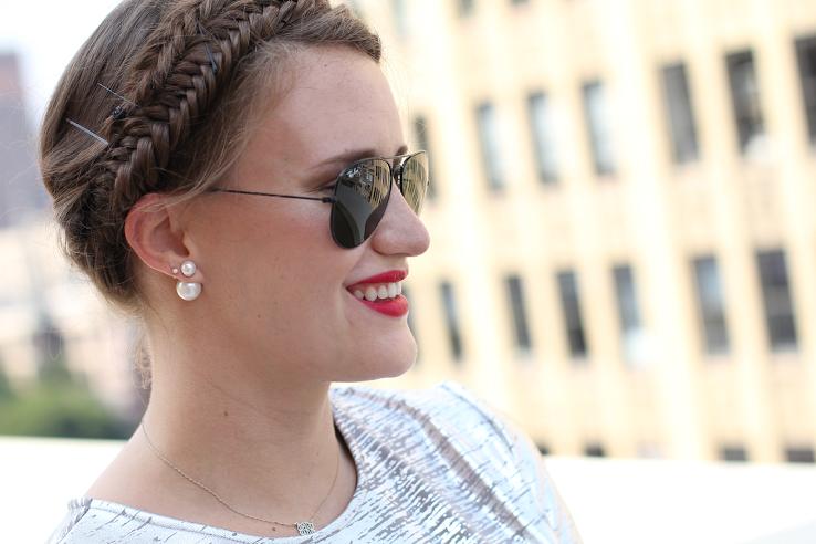 360 Pearl Earrings