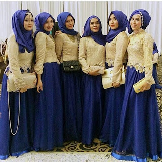 Kebaya Pesta Dress 2017