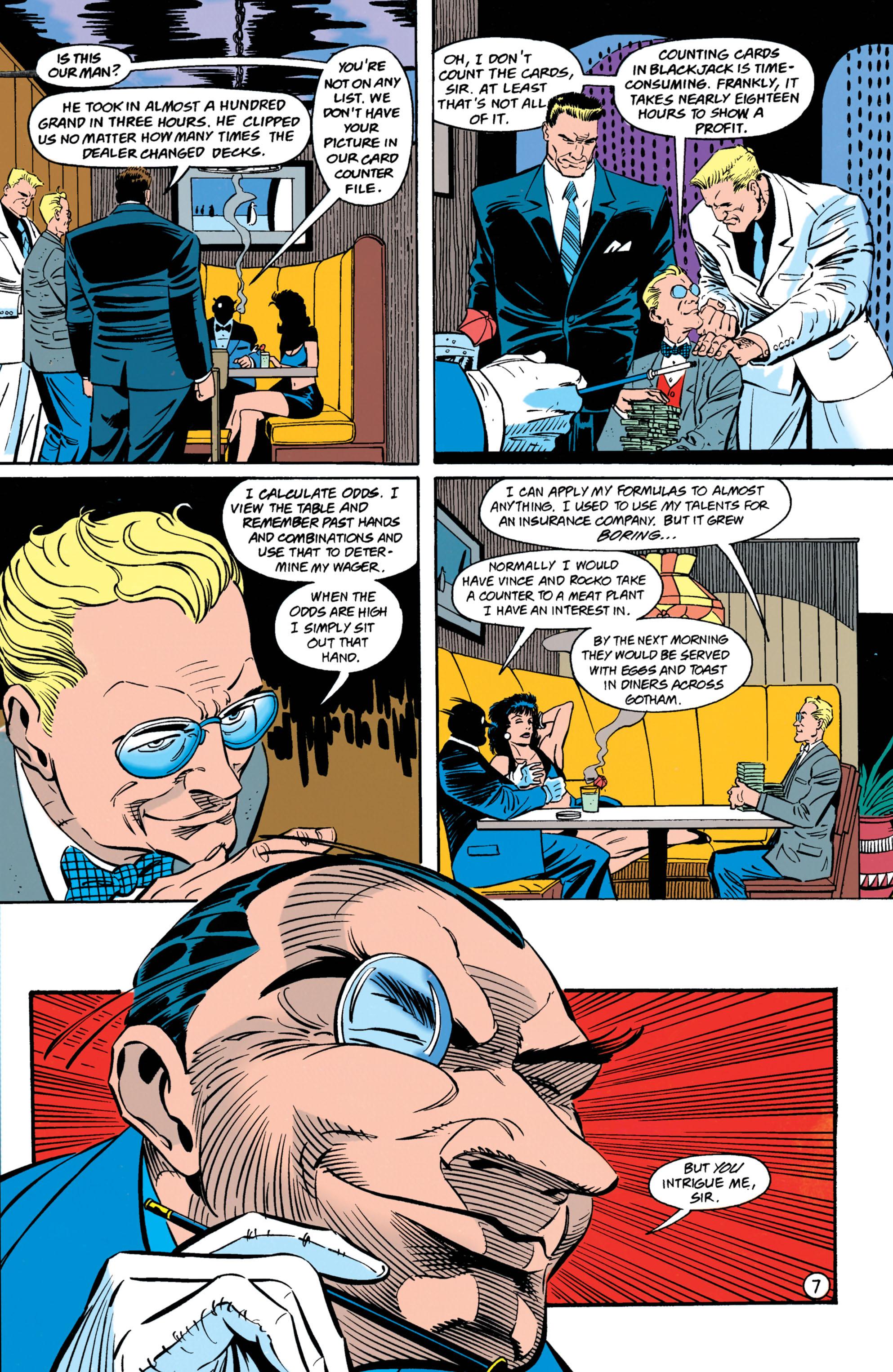 Detective Comics (1937) 683 Page 7