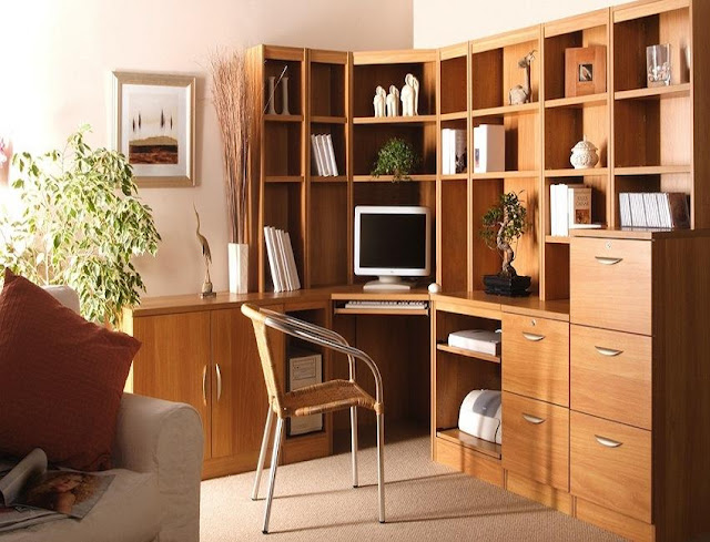 buy cheap home office furniture oak sets for sale